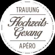 Logo-Hochzeitsgesang